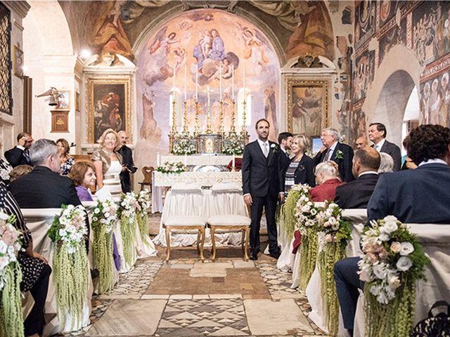 Il matrimonio di Matteo e Francesca a Cerveteri, Roma 19