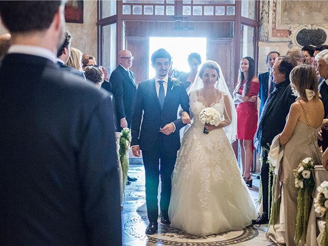 Il matrimonio di Matteo e Francesca a Cerveteri, Roma 21