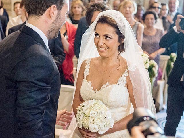 Il matrimonio di Matteo e Francesca a Cerveteri, Roma 22