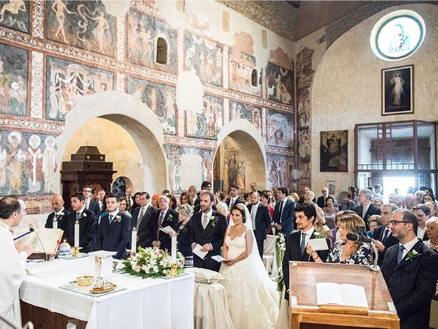Il matrimonio di Matteo e Francesca a Cerveteri, Roma 23