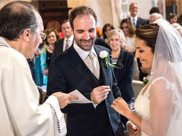 Il matrimonio di Matteo e Francesca a Cerveteri, Roma 25