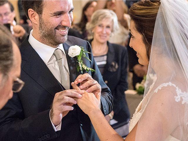 Il matrimonio di Matteo e Francesca a Cerveteri, Roma 26