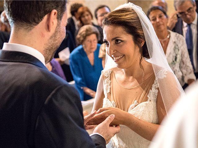 Il matrimonio di Matteo e Francesca a Cerveteri, Roma 27
