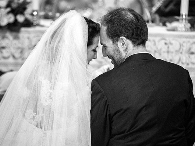 Il matrimonio di Matteo e Francesca a Cerveteri, Roma 28