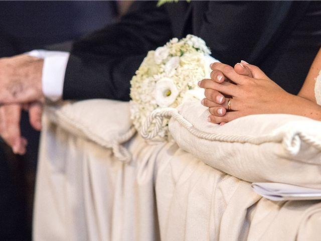 Il matrimonio di Matteo e Francesca a Cerveteri, Roma 29