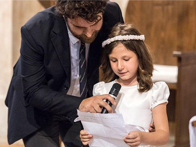 Il matrimonio di Matteo e Francesca a Cerveteri, Roma 30