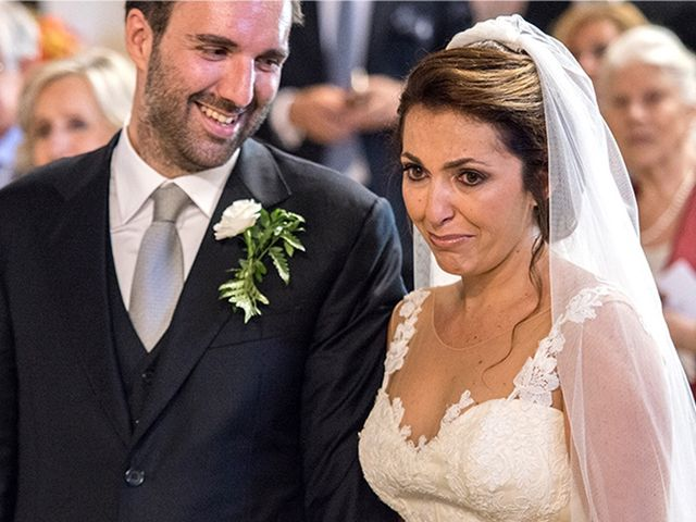 Il matrimonio di Matteo e Francesca a Cerveteri, Roma 31