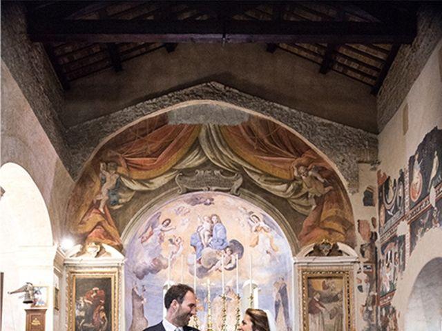 Il matrimonio di Matteo e Francesca a Cerveteri, Roma 32