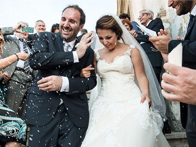 Il matrimonio di Matteo e Francesca a Cerveteri, Roma 33