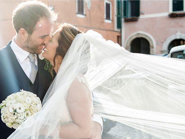 Il matrimonio di Matteo e Francesca a Cerveteri, Roma 35