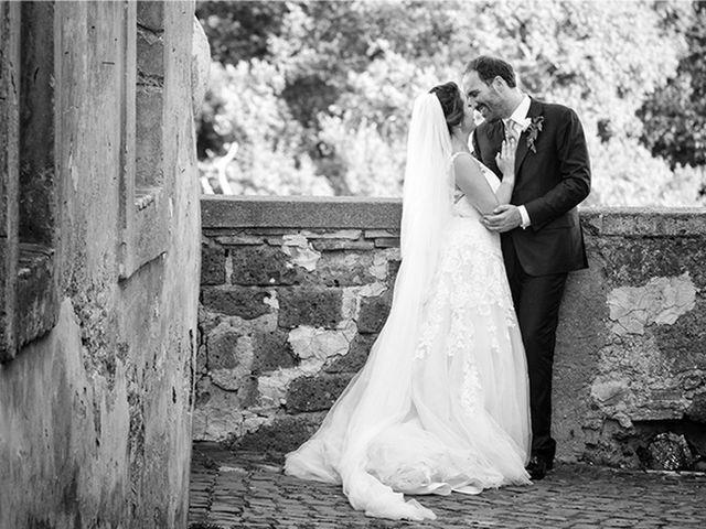 Il matrimonio di Matteo e Francesca a Cerveteri, Roma 36