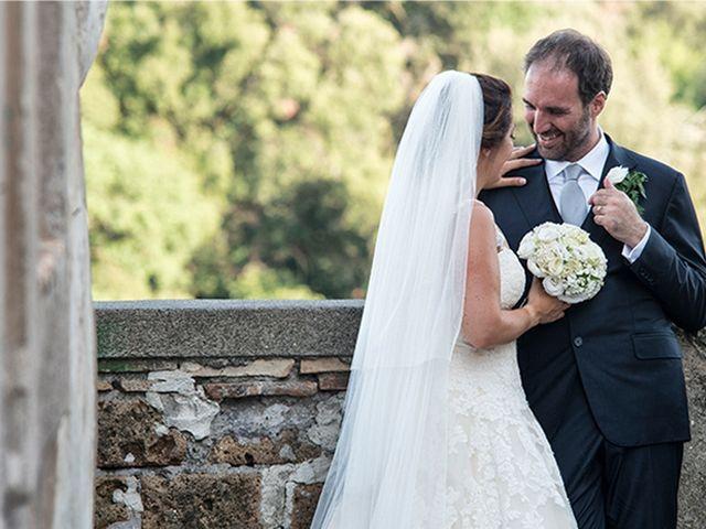 Il matrimonio di Matteo e Francesca a Cerveteri, Roma 37