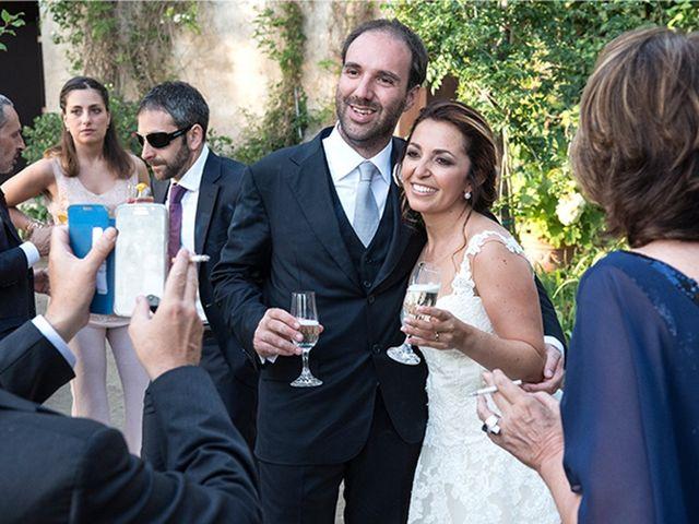 Il matrimonio di Matteo e Francesca a Cerveteri, Roma 40
