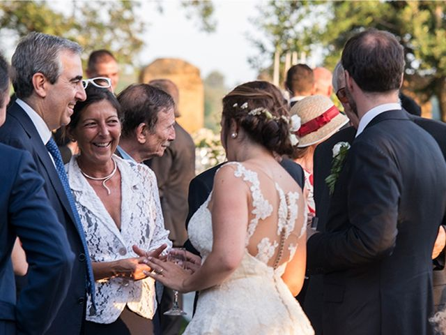 Il matrimonio di Matteo e Francesca a Cerveteri, Roma 43