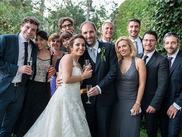 Il matrimonio di Matteo e Francesca a Cerveteri, Roma 44