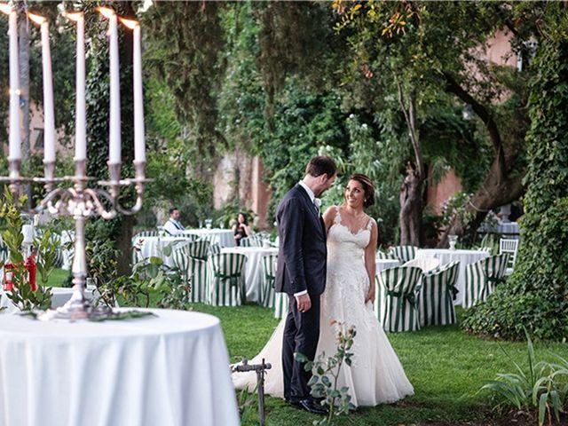 Il matrimonio di Matteo e Francesca a Cerveteri, Roma 47
