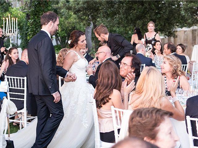 Il matrimonio di Matteo e Francesca a Cerveteri, Roma 48
