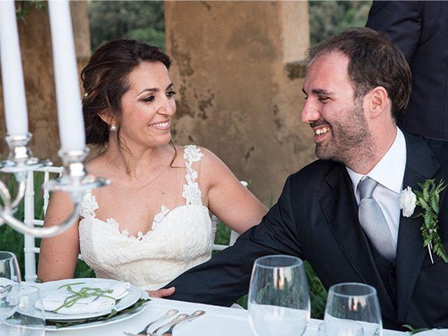 Il matrimonio di Matteo e Francesca a Cerveteri, Roma 49