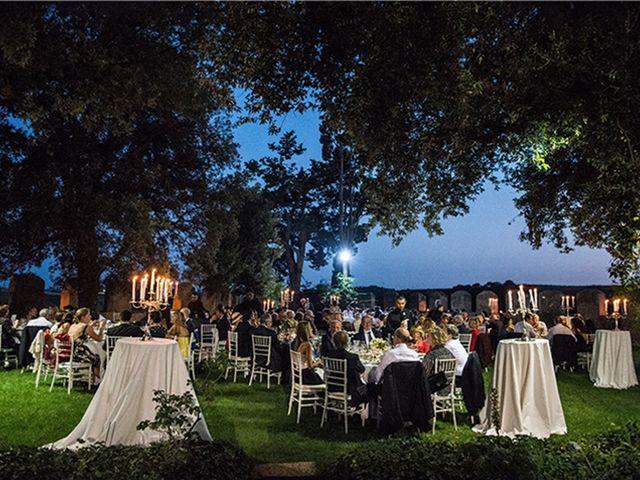 Il matrimonio di Matteo e Francesca a Cerveteri, Roma 50