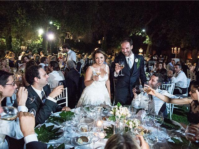 Il matrimonio di Matteo e Francesca a Cerveteri, Roma 51