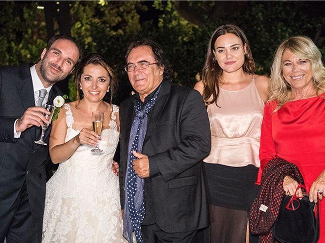 Il matrimonio di Matteo e Francesca a Cerveteri, Roma 54