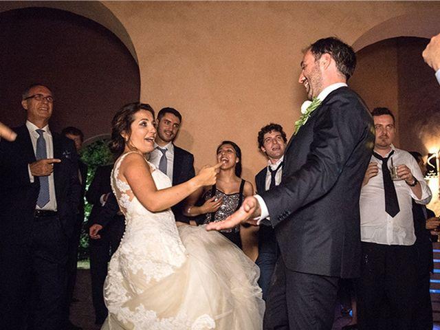 Il matrimonio di Matteo e Francesca a Cerveteri, Roma 58