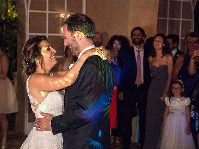 Il matrimonio di Matteo e Francesca a Cerveteri, Roma 59