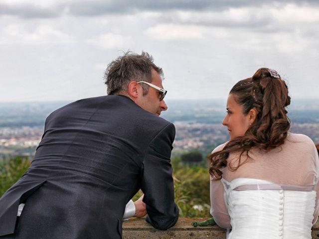 Le nozze di Paola e Gianluca