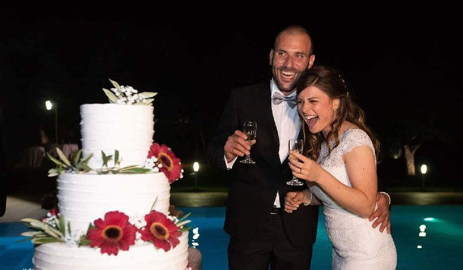 Il matrimonio di Sara e Nicola a Quartu Sant'Elena, Cagliari