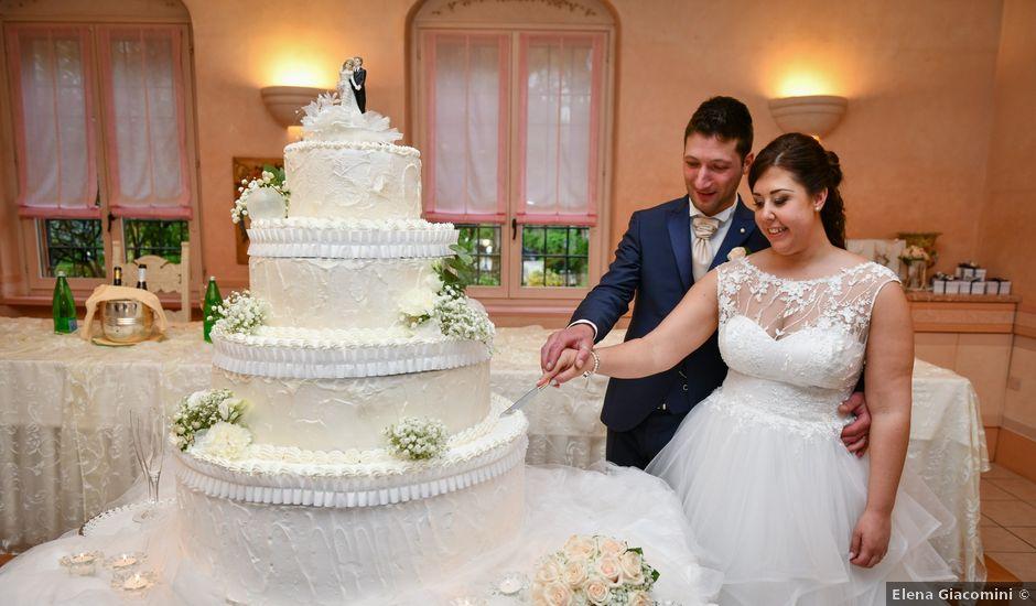 Il matrimonio di Andrea e Fabiana a Montichiari, Brescia