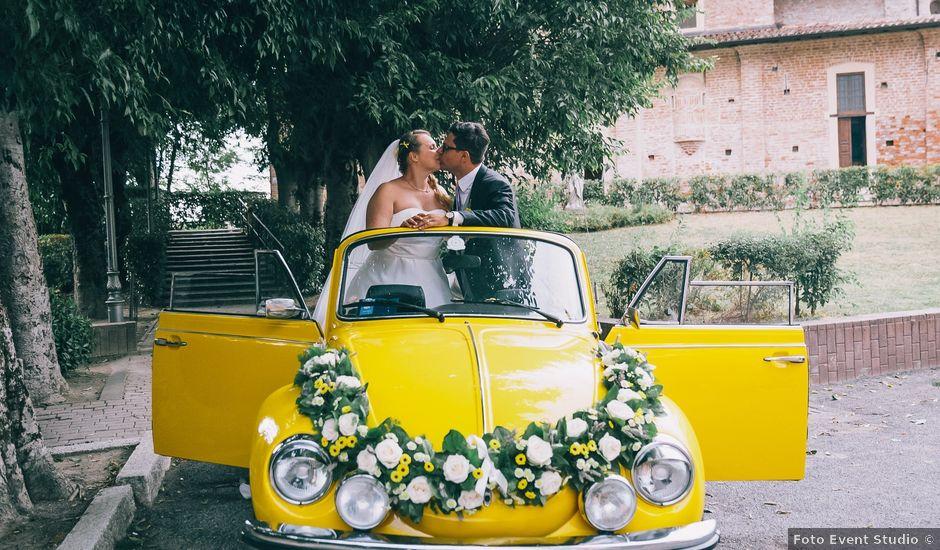 Il matrimonio di Alessandro e Valentina a Pavia, Pavia