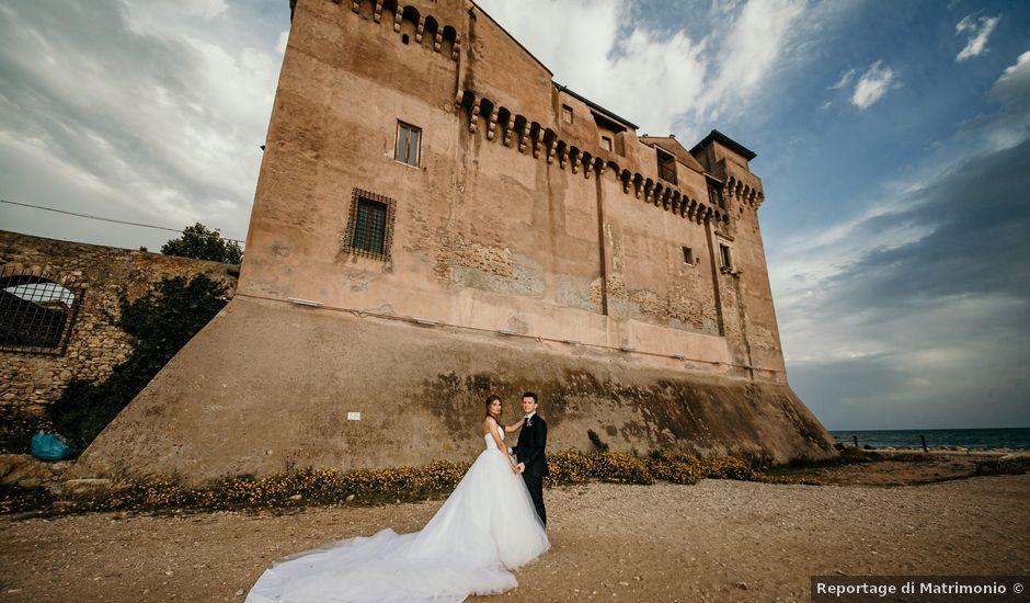 Il matrimonio di Alberto e Beatrice a Roma, Roma