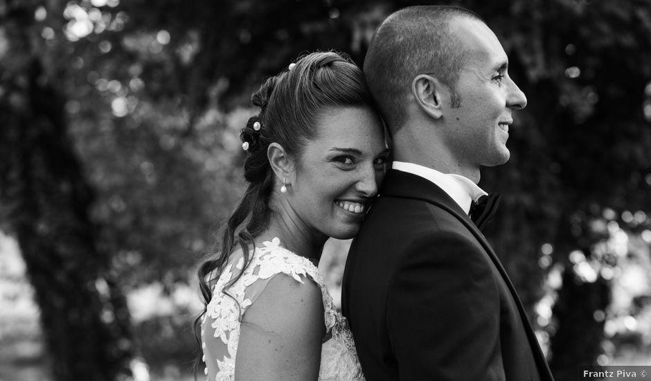 Il matrimonio di Mathias e Federica a Castell'Arquato, Piacenza