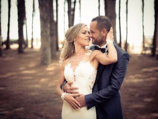 Le nozze di Sonia e Cristian 1