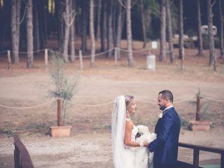 Le nozze di Sonia e Cristian