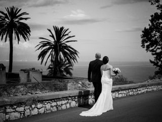 Le nozze di Fabiana e Danilo
