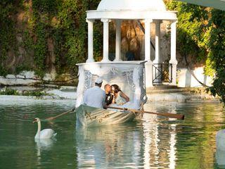 Le nozze di Jessica e Manuel 1