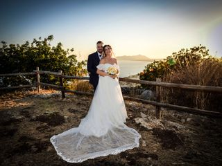 Le nozze di Christian e Liberata