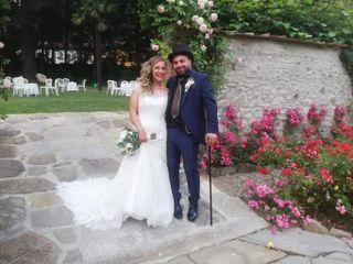 Le nozze di Luca e Serena