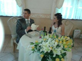 Le nozze di Cristiana e Livio 1