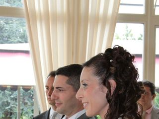Le nozze di Cristiana e Livio