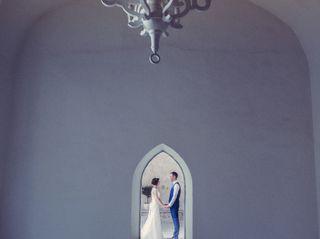 Le nozze di Karen e Anthony 1