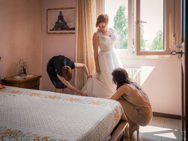 Il matrimonio di Alberto e Elena a Verona, Verona 6