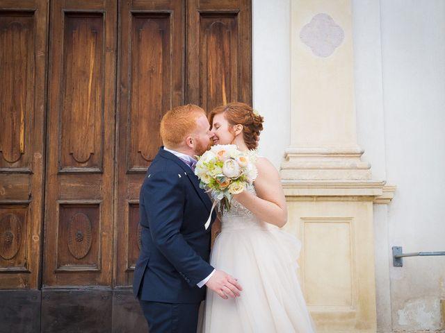 Il matrimonio di Alberto e Elena a Verona, Verona 25