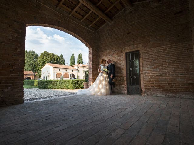 Il matrimonio di Alberto e Elena a Verona, Verona 32