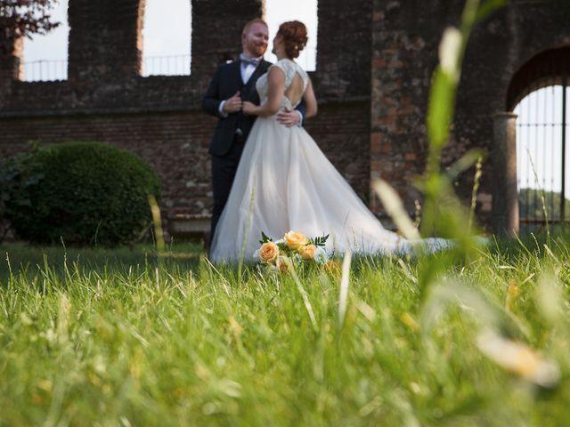 Il matrimonio di Alberto e Elena a Verona, Verona 34
