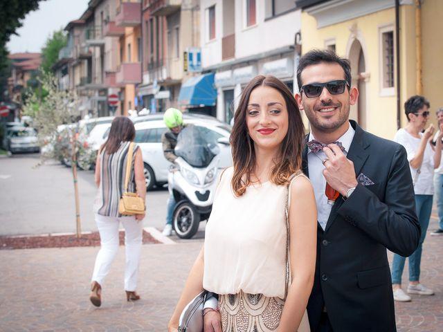 Il matrimonio di Alberto e Elena a Verona, Verona 53