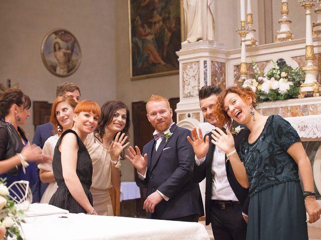 Il matrimonio di Alberto e Elena a Verona, Verona 23