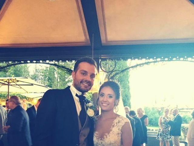 Il matrimonio di Gianluca e Elena a Montespertoli, Firenze 5