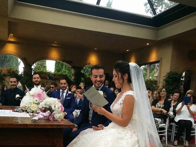 Il matrimonio di Gianluca e Elena a Montespertoli, Firenze 7